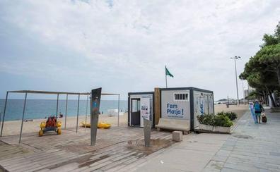 Muere ahogado un hombre en un aparcamiento inundado en Platja d'Aro