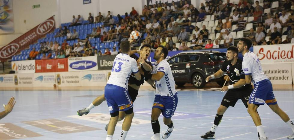 Fraikin Granollers BM asalta La Albericia y logra su primera victoria