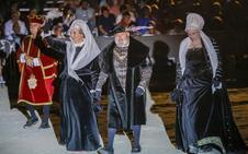 Las hermanas de Carlos V llegan a Laredo