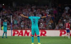 Luis Suárez: «La derrota preocupa y duele»