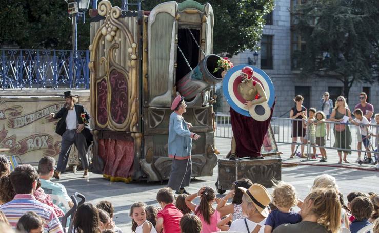 Santander se llena de magia y trucos