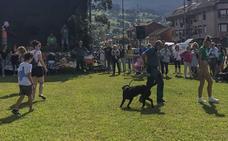El encuentro canino de El Astillero gana adeptos entre las familias