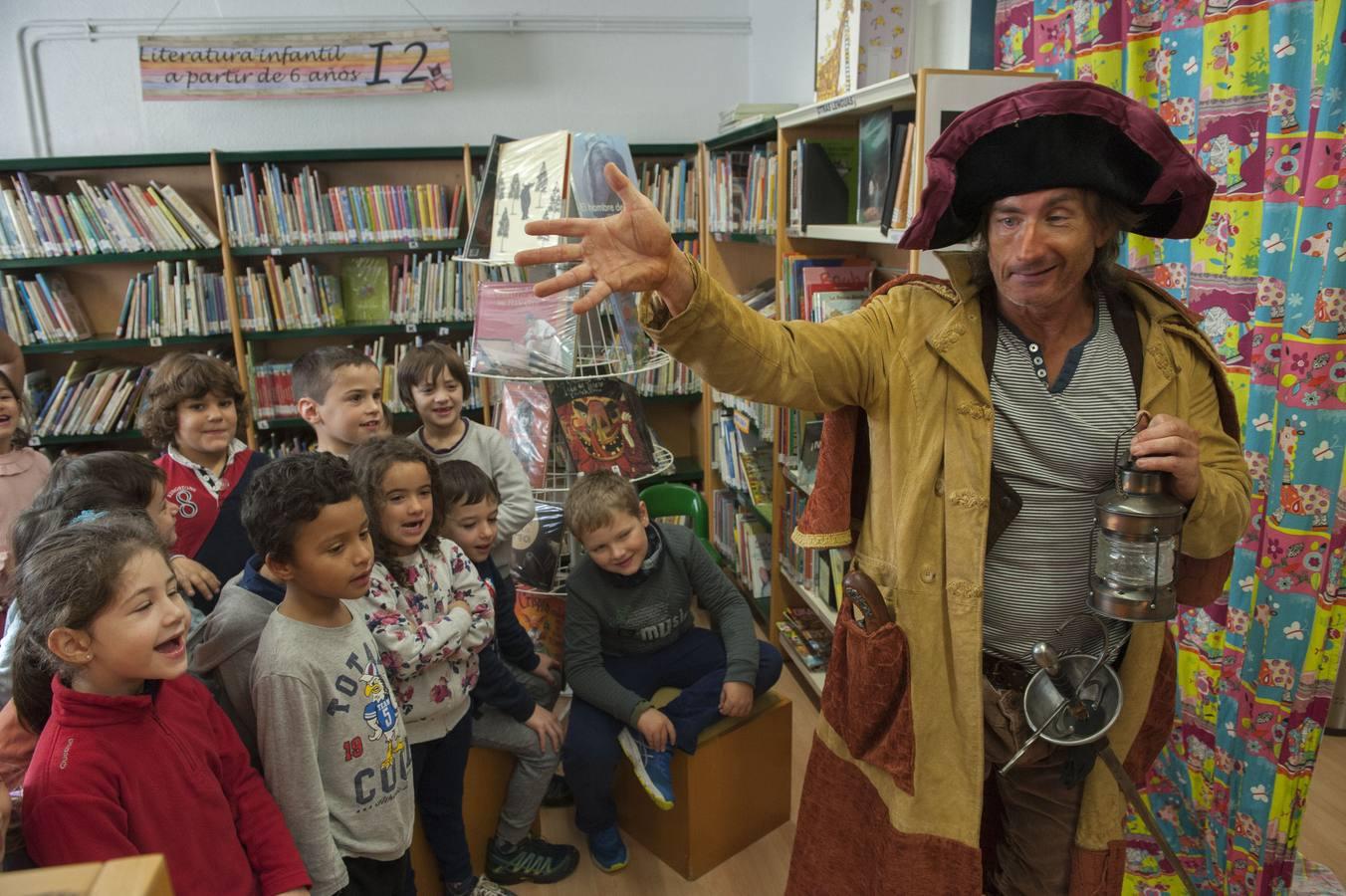 La Biblioteca de Camargo organiza un concurso de relatos