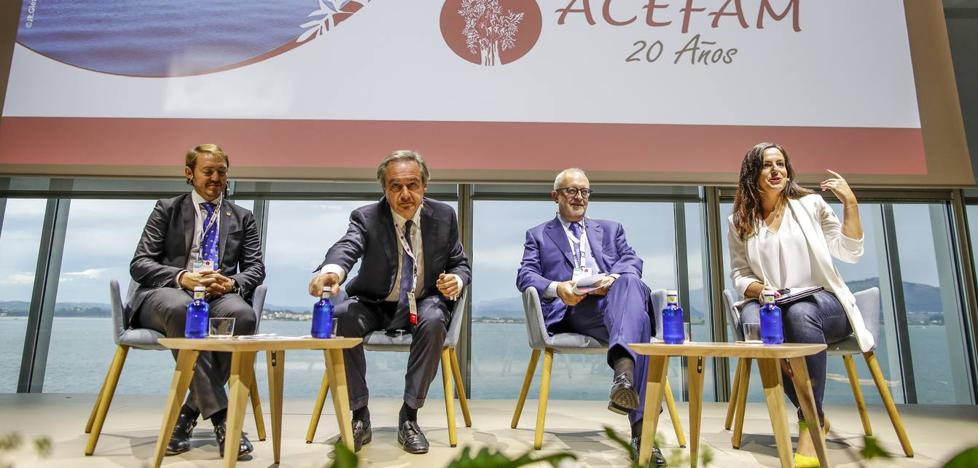 ACEFAM celebra su XX aniversario abordando la dualidad entre empresa y arte