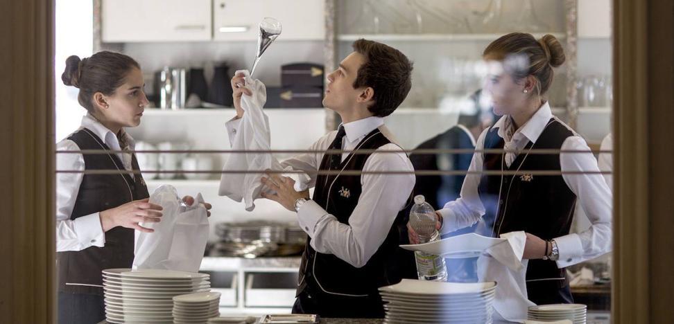 De mayor quiero ser... camarero