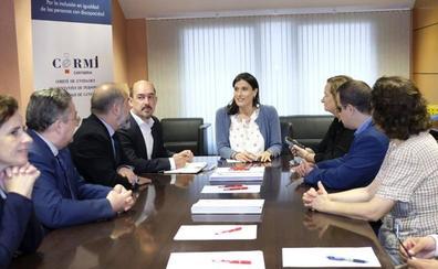 Santander y CERMI colaborarán para «seguir mejorando la vida de las personas con discapacidad»