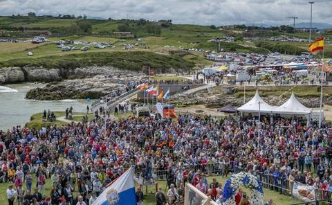 La Virgen del Mar y Santiago serán fiestas locales de Santander en 2020