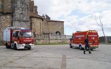 Los bomberos de Castro Urdiales serán funcionarios municipales