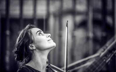 La violinista santanderina Irene Benito abre el ciclo Mas+ Música Antigua de Santander