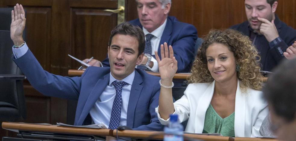 Quiñones admite que tiene «muchas papeletas» para relevar a Casares en el Ayuntamiento