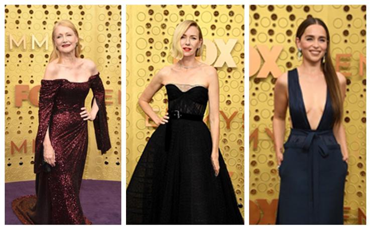 Una visión cántabra de los looks que triunfaron en los Emmy