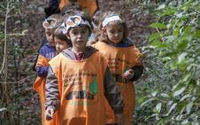 Camargo acerca a sus colegios varios cursos medioambientales