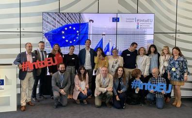 El Idivial presenta sus proyectos en Bruselas