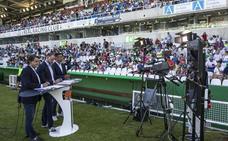 El Racing estima un ingreso de 5,7 millones por derechos televisivos