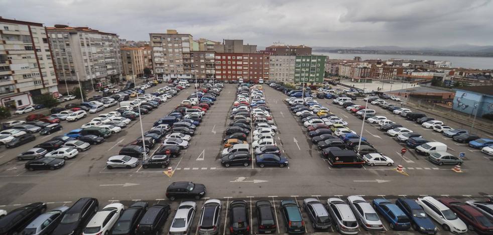El aparcamiento de la vieja cárcel de la calle Alta seguirá abierto dos años más