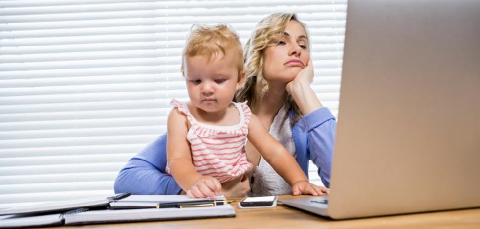 La carga mental de la maternidad en primera persona