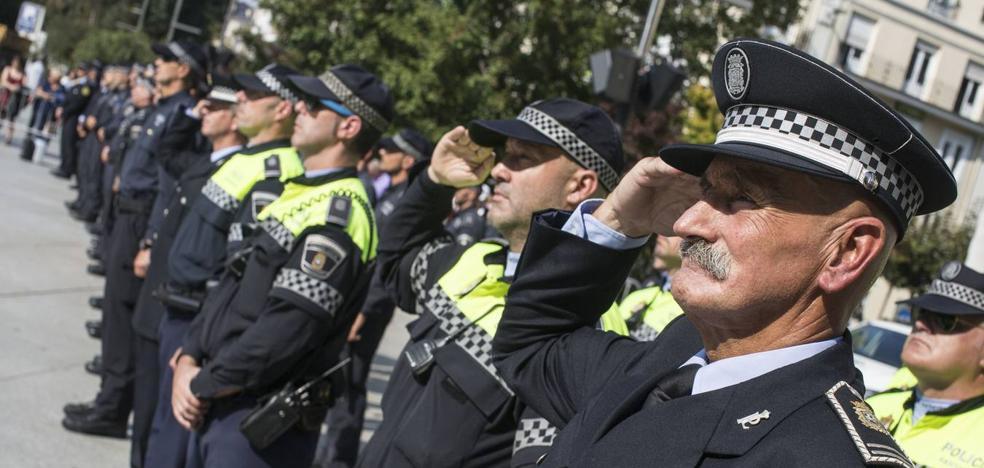 Admitidos 423 aspirantes para cubrir las 36 plazas de Policía Local de Santander