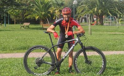 El torrelaveguense Óscar Velar se proclama subcampeón de España