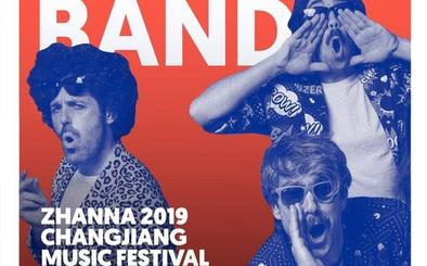 La Billy Boom Band llega a China