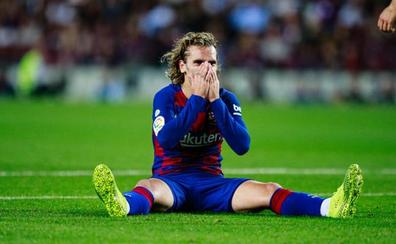 El conflicto entre Barça y Atlético por el fichaje de Griezmann se resuelve con 300 euros