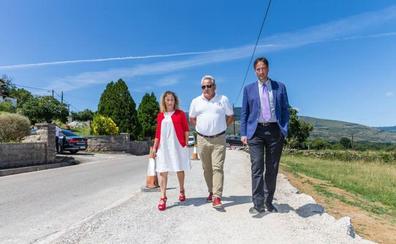 Obras Públicas adjudica la segunda fase de la mejora de la carretera a Silió