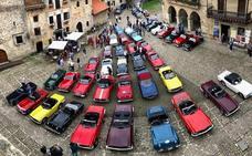 El encuentro TR Register de coches clásicos se despide este sábado de Cantabria