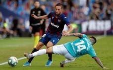 Levante y Osasuna se reparten los puntos en un duelo parejo