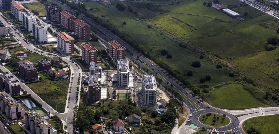 La S-20 cuelga el cartel de 'casi completo' a los 20 años de empezar a urbanizarse