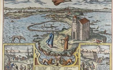 El 'Google Maps' desde el siglo XVI