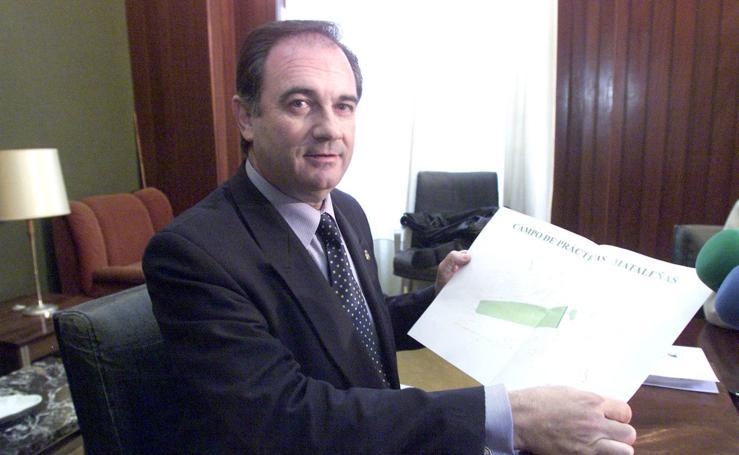 La trayectoria profesional de José Manuel Riancho, en imágenes