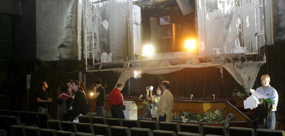 La compra del cine Pereda desbloquea la rehabilitación del Palacio municipal