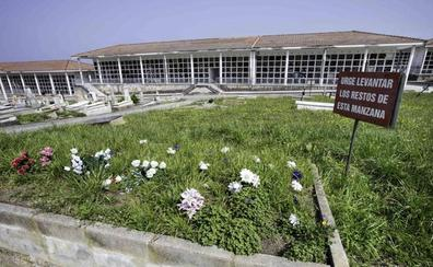 Ciriego pondrá en marcha antes de final de año el nuevo 'Jardín de las Cenizas'