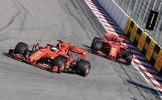 Para Ferrari, cada gran premio es un Vietnam
