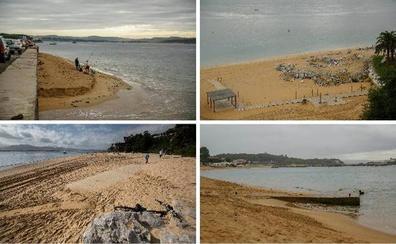 El nuevo perfil de la playa