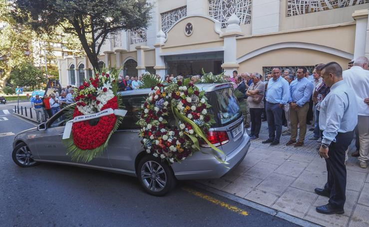 Último adiós a José Manuel Riancho