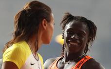Una atleta de Níger, fuera de los 400 metros por hiperandroginia