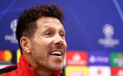 Simeone: «Los nuevos crecerán, la paciencia sólo la respeta el ganar»