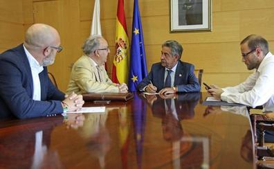 Gobierno y Unate impulsarán un estudio sobre la situación real de los mayores en Cantabria