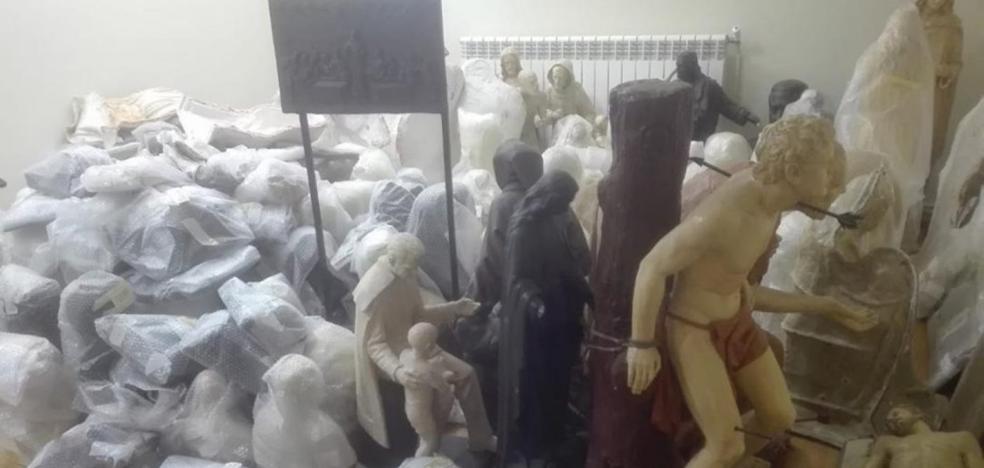 El legado de Víctor de los Ríos se encuentra en un estado «vergonzoso»