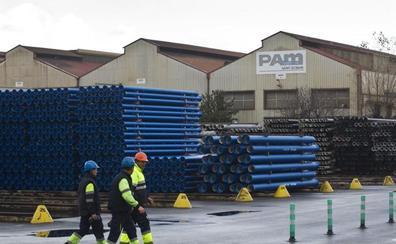 Saint Gobain PAM propone un ERTE para toda la plantilla de su fábrica de Santander