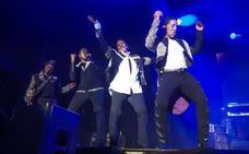 El concierto de 'The Jacksons' en Santander, eje del nuevo documental de Luisma Lostal
