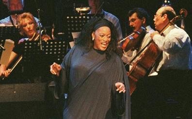 Muere a los 74 años la soprano estadounidense Jessye Norman