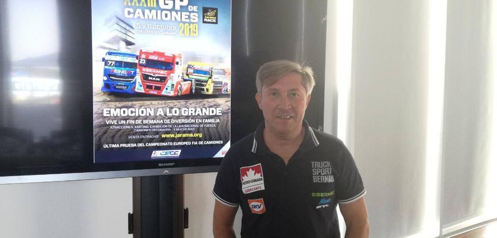 Antonio Albacete busca el subcampeonato de Europa en su casa del Jarama