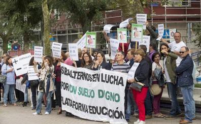 «Cantabria no puede presumir de la calidad de su enseñanza cuando permite la precariedad salarial»