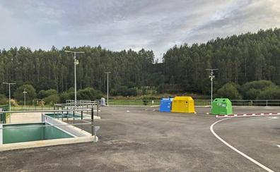Entra en funcionamiento el primer punto de limpio de Piélagos, ubicado en Quijano