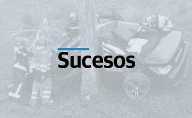 Muere en Jaca un motorista cántabro al chocar contra un coche