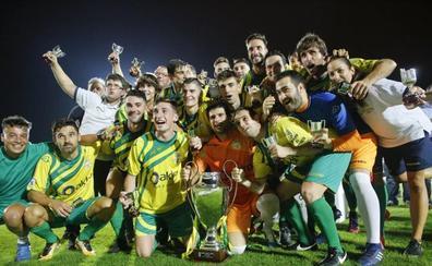 El Tropezón comienza en Durango su periplo nacional en la Copa Federación