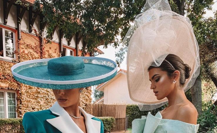 ¿Copia o inspiración? Las invitadas que se vistieron de Lady Di en la boda cántabra de Marta Pombo