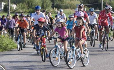 El Día de la Bicicleta de Camargo se celebra este domingo