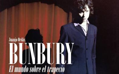 'El mundo sobre el trapecio', un viaje a los inicios de la carrera en solitario de Enrique Bunbury